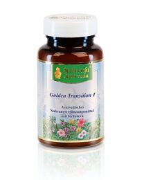 Golden Transition I 60 Tabletten, 60g von Maharishi